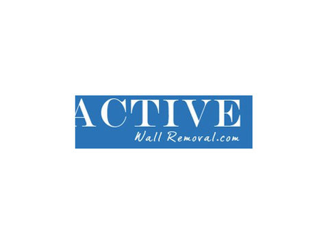 Active Wall Removal - Construction Services