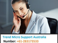 Trend Micro Support Australia (1) - Computer shops, sales & repairs