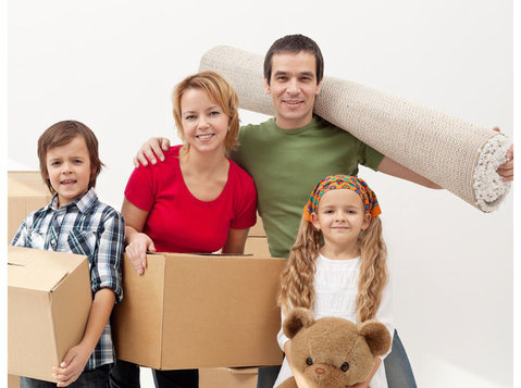 Friends Mover - Removals & Transport