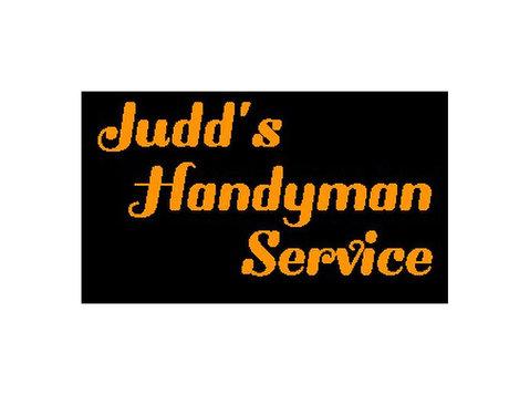 Judd's Handyman Services - Home & Garden Services