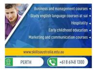 Skills Australia Institute (RTO 52010) (5) - Universities