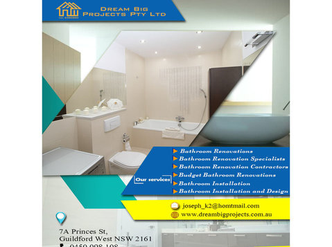 Dream Big Projects Pvt Ltd - Building & Renovation