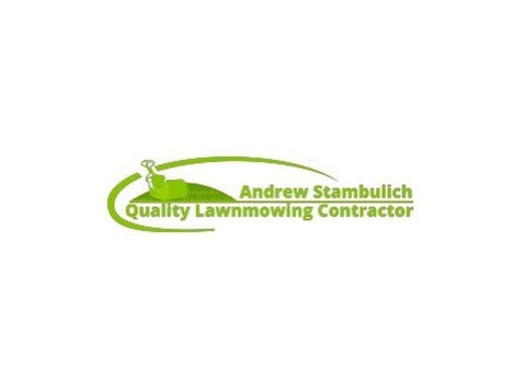 Andrew Stambulich Lawnmowing Contractor - Home & Garden Services
