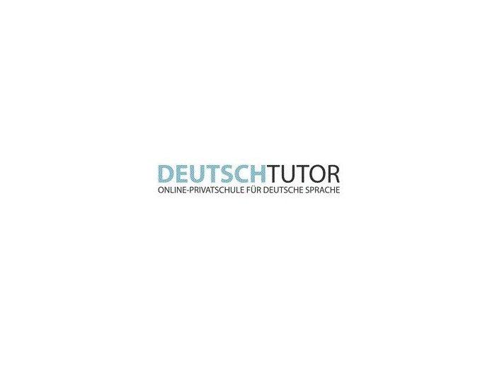DeutschTutor - Online courses