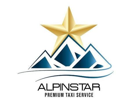 Alpinstar - Premium Airport Taxi Service Innsbruck - Taxi-Unternehmen