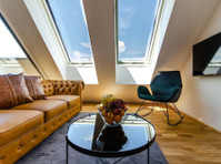 Grand Quarters - Exclusive Serviced Apartments Vienna - Serviced apartments