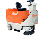 Cleanland: Battery Operated Sweeping Machine in Bahrain (1) - Cleaners & Cleaning services