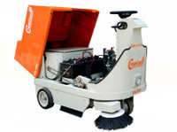 Cleanland: Battery Operated Sweeping Machine in Bahrain (3) - Cleaners & Cleaning services