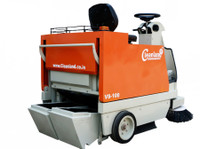 Cleanland: Battery Operated Sweeping Machine in Bahrain (4) - Cleaners & Cleaning services