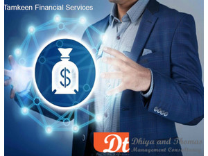 Dhiya and Thomas Management Consultancy - Financial consultants