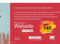 Ak Information Technology (1) - Webdesign