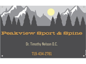 Peakview Sport and Spine - Alternative Healthcare