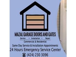 Mazal Garage Doors and Gates - Windows, Doors & Conservatories