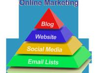 Redkey Media (1) - Webdesign