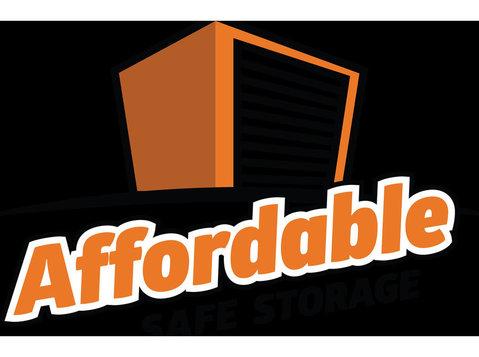 Affordable Safe Storage - Storage
