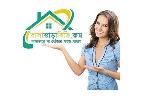 বাসাভাড়ারসহজমাধ্যম | বাসাভাড়াবিডি.কম - Rental Agents