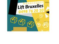 Lift Bruxelles déménagement (2) - Déménagement & Transport