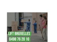 Lift Bruxelles déménagement (3) - Déménagement & Transport