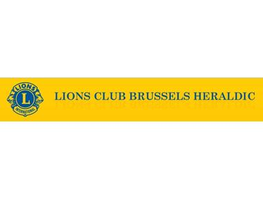 Lions Club of Brussels Heraldic - Expat Clubs & Associations