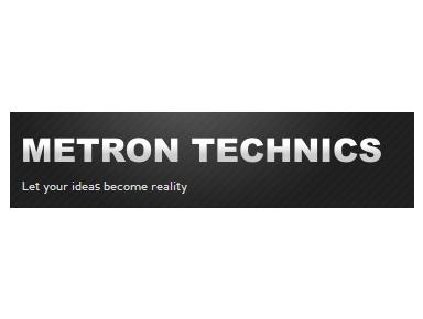 Metron Technics - Consultancy