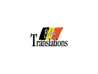 Belga Translations - Translations