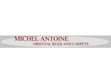MICHEL ANTOINE Oriental Rugs & Carpets - Secondhand & Antique Shops
