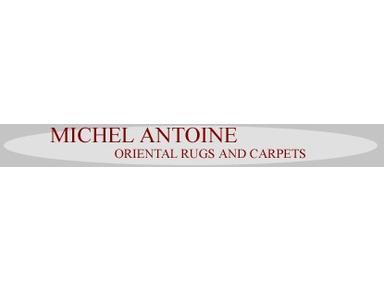MICHEL ANTOINE Oriental Rugs & Carpets - Secondhand & Antique Shops