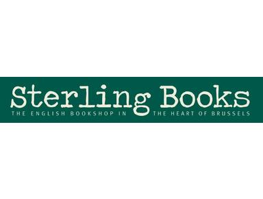 Sterling Books - Books, Bookshops & Stationers