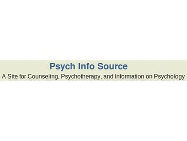 Psych Info Source - Psychologists & Psychotherapy