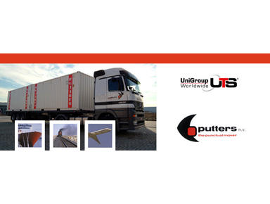 Putters International NV - Removals & Transport