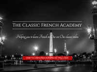 The Classic French Academy (1) - Private Teachers