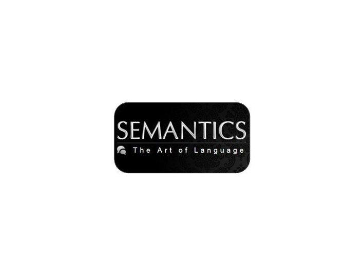 Semantics - Sprachschulen