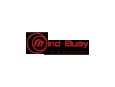 Mindbusy - Webdesign