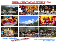 Bhutan Tour Operator (3) - Travel Agencies