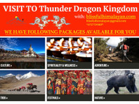 Bhutan Tour Operator (6) - Travel Agencies