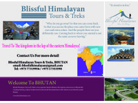 Bhutan Tour Operator (7) - Travel Agencies