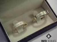 wd Joias - alianças de casamento (2) - Jóias