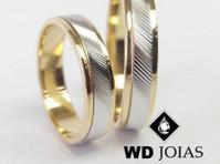 wd Joias - alianças de casamento (3) - Jóias
