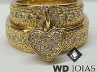 wd Joias - alianças de casamento (4) - Jóias