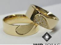 wd Joias - alianças de casamento (5) - Jóias