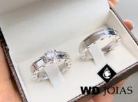 wd Joias - alianças de casamento (6) - Jóias