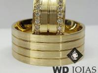wd Joias - alianças de casamento (7) - Jóias