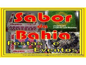 Sabor da Bahia Festas e Eventos - Comida & Bebida