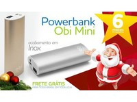 Power Bank OBI | Ultra Slim Power Bank (2) - Compras