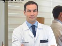 Implant Clinic - Dr. Frederico Becker - Odontologia Especial (1) - Dentistas