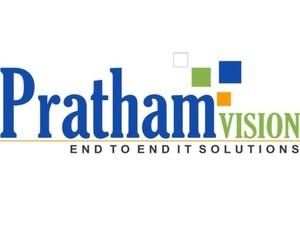 Pratham Vision P Limited - Webdesign