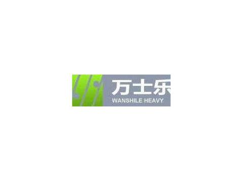 zhejiang Wanshile Heavy Industry Co ltd - Import/Export