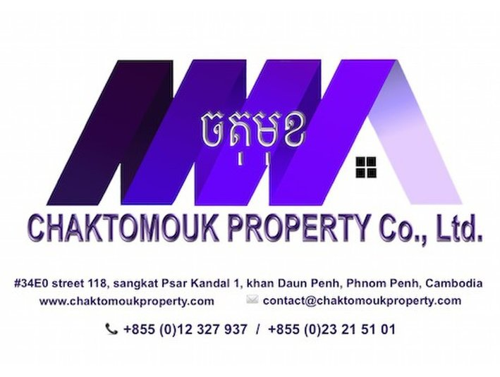 Chaktomouk Property - Rental Agents