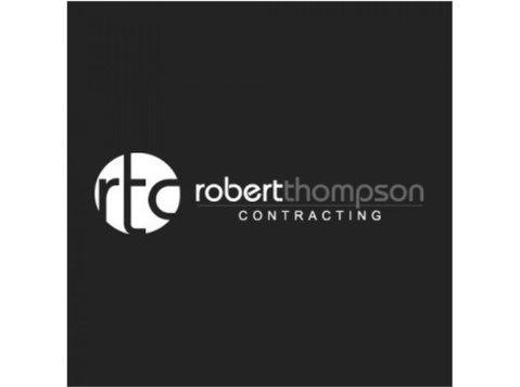 Robert Thompson Contracting - Home & Garden Services