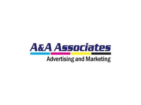 A&A Associates - Advertising & Marketing - Webdesign